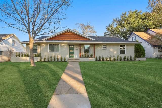 2612 Beechmont Drive, Dallas, TX 75228 (MLS #14227573) :: Tenesha Lusk Realty Group