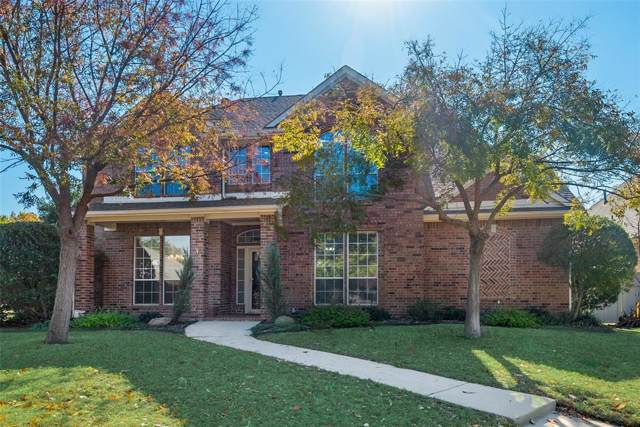 6052 Cypress Cove Drive, The Colony, TX 75056 (MLS #14227576) :: Vibrant Real Estate