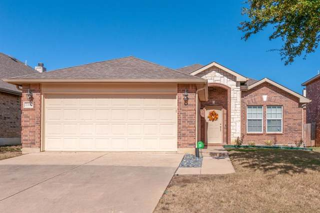 2209 Cavalry Drive, Fort Worth, TX 76177 (MLS #14227582) :: The Good Home Team