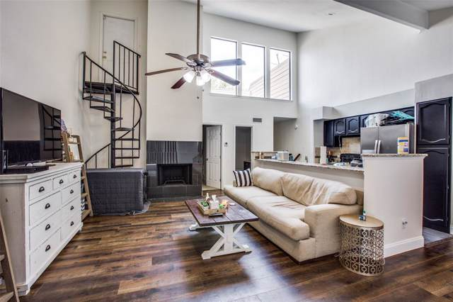 7031 Holly Hill Drive #4, Dallas, TX 75231 (MLS #14227586) :: RE/MAX Town & Country