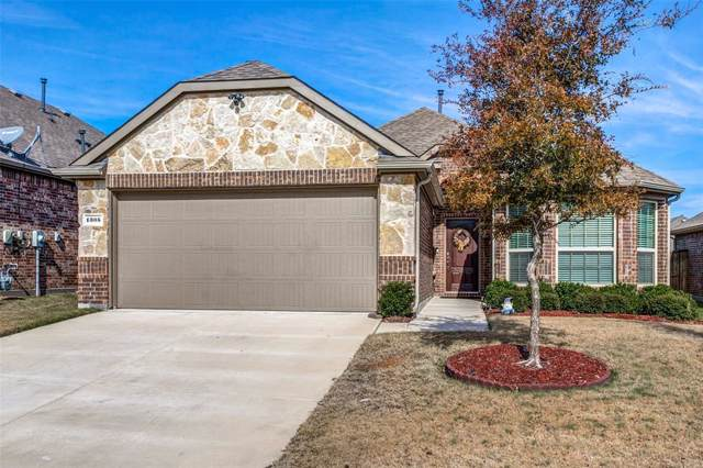 1305 Elizabeth Street, Anna, TX 75409 (MLS #14227589) :: Vibrant Real Estate