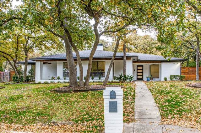 8 Highview Circle, Denton, TX 76205 (MLS #14227592) :: RE/MAX Town & Country
