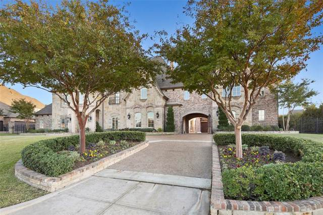 1613 Carruth Lane, Southlake, TX 76092 (MLS #14227593) :: Caine Premier Properties