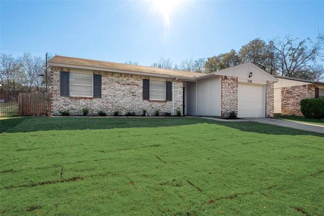 718 Holliday Lane, Duncanville, TX 75116 (MLS #14227596) :: RE/MAX Town & Country