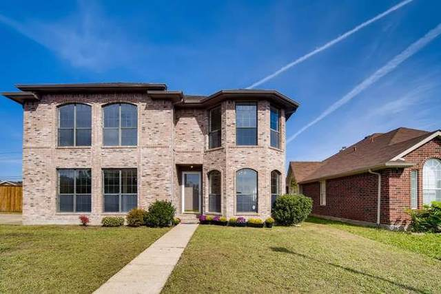 6109 Cypress Drive, Rowlett, TX 75089 (MLS #14227613) :: Vibrant Real Estate
