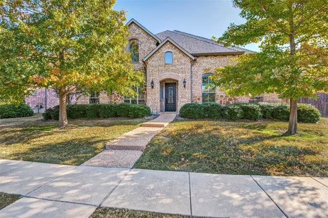 11850 Frontier Drive, Frisco, TX 75033 (MLS #14227620) :: RE/MAX Town & Country