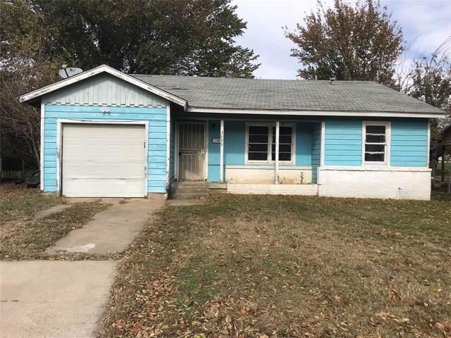 3909 Killian Street, Fort Worth, TX 76119 (MLS #14227622) :: Lynn Wilson with Keller Williams DFW/Southlake