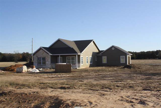 Lot 21 Fm 2184, Gainesville, TX 76240 (MLS #14227630) :: Team Tiller