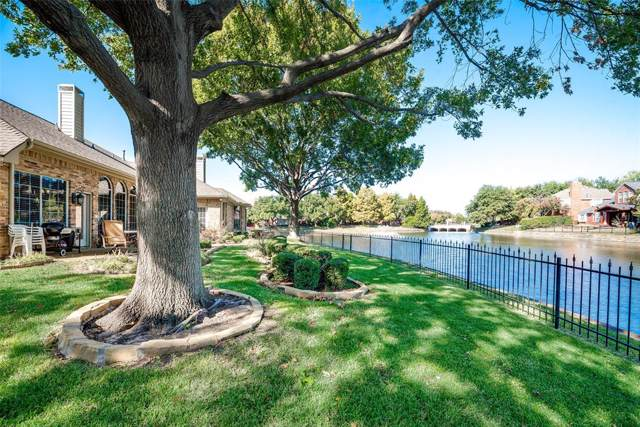 136 Spyglass Drive, Coppell, TX 75019 (MLS #14227632) :: The Rhodes Team