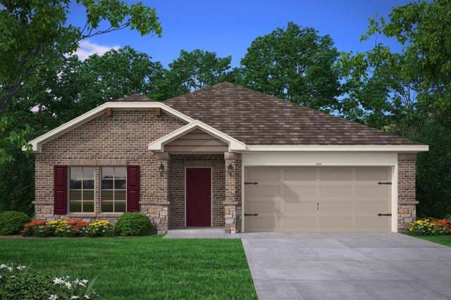 307 Breaux Lane, Mabank, TX 75147 (MLS #14227642) :: All Cities Realty