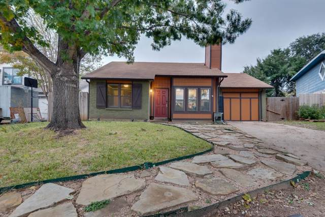 7425 Waterway Drive, Fort Worth, TX 76137 (MLS #14227651) :: RE/MAX Town & Country