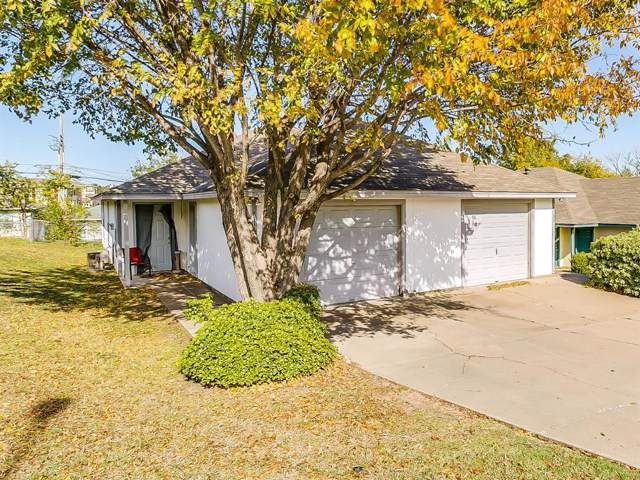 8108 Julie Avenue, Fort Worth, TX 76116 (MLS #14227656) :: Keller Williams Realty