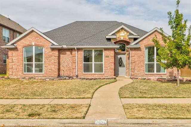 7409 Caribbean Drive, Rowlett, TX 75088 (MLS #14227672) :: Ann Carr Real Estate