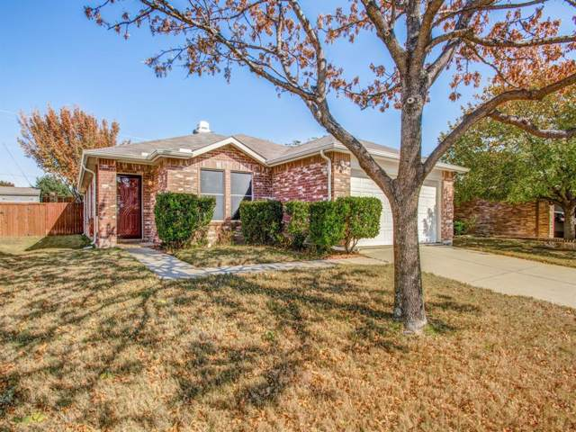2333 White Pine Drive, Little Elm, TX 75068 (MLS #14227677) :: RE/MAX Town & Country