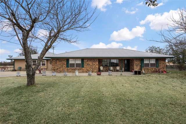 410 Vz County Road 3815, Wills Point, TX 75169 (MLS #14227686) :: All Cities Realty