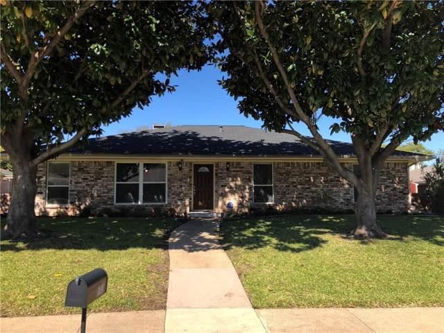 2753 Teakwood Lane, Plano, TX 75075 (MLS #14227691) :: Tenesha Lusk Realty Group