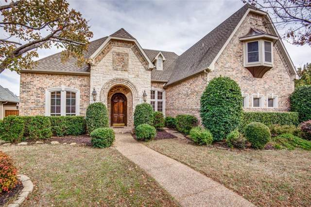 4618 Post Oak Drive, Frisco, TX 75034 (MLS #14227692) :: RE/MAX Town & Country