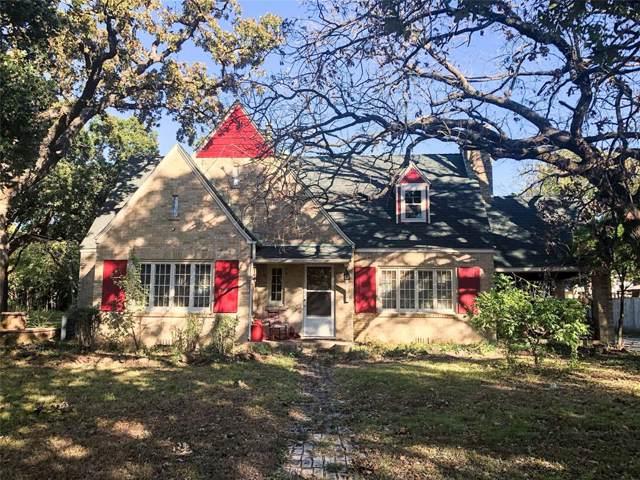 2604 N Locust Street, Denton, TX 76209 (MLS #14227701) :: All Cities Realty