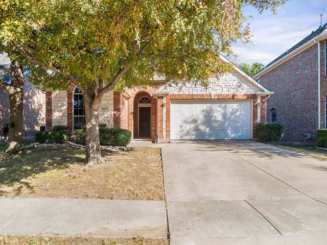 4024 Glenwyck Drive, North Richland Hills, TX 76180 (MLS #14227709) :: RE/MAX Town & Country