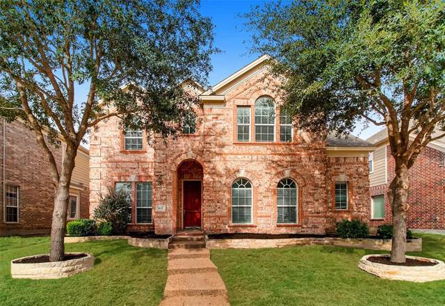 1621 Humbolt Drive, Allen, TX 75002 (MLS #14227724) :: RE/MAX Town & Country