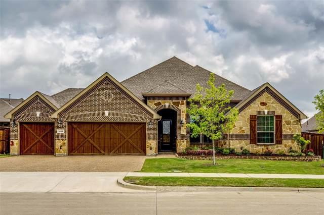 1484 Corrara Drive, McLendon Chisholm, TX 75032 (MLS #14227741) :: RE/MAX Town & Country