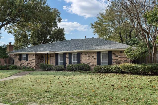 607 Lake Ridge Drive, Allen, TX 75002 (MLS #14227743) :: RE/MAX Town & Country