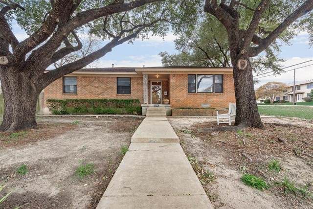 8006 Claremont Drive, Dallas, TX 75228 (MLS #14227750) :: RE/MAX Town & Country