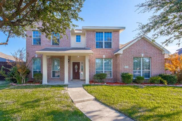 6802 Amesbury Lane, Rowlett, TX 75089 (MLS #14227765) :: RE/MAX Town & Country