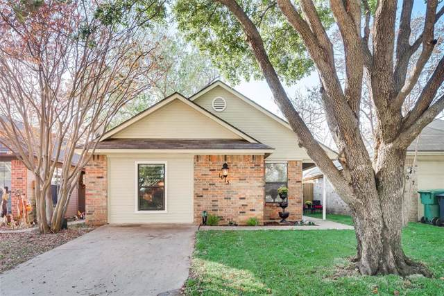 1015 Mack Place, Denton, TX 76209 (MLS #14227771) :: RE/MAX Town & Country