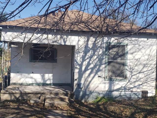2007 E 8th Street, Dallas, TX 75203 (MLS #14227781) :: RE/MAX Pinnacle Group REALTORS