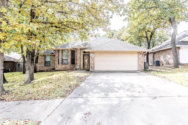 2504 Timber Trail, Denton, TX 76209 (MLS #14227794) :: Real Estate By Design