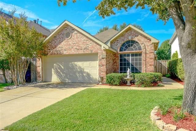 3803 Seminole Circle, Carrollton, TX 75007 (MLS #14227828) :: Acker Properties