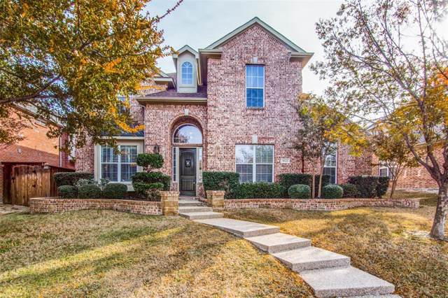 9624 Candlewood Drive, Frisco, TX 75033 (MLS #14227832) :: Real Estate By Design
