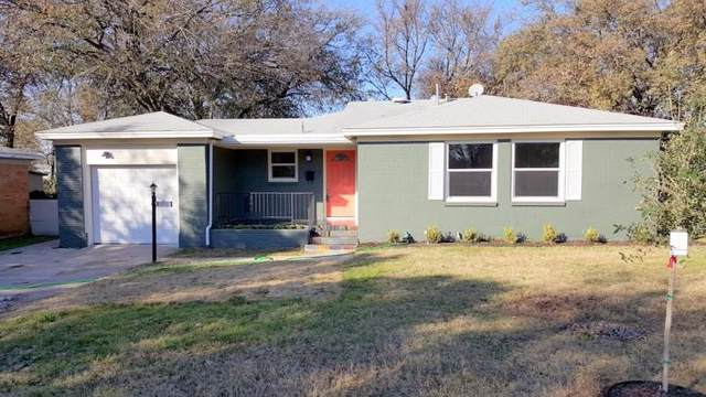 6100 Sundown Drive, Fort Worth, TX 76114 (MLS #14227841) :: RE/MAX Town & Country