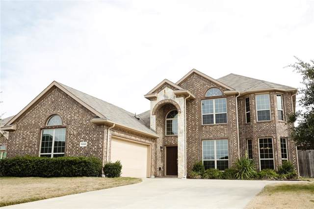 1232 Jasper Drive, Desoto, TX 75115 (MLS #14227849) :: RE/MAX Pinnacle Group REALTORS