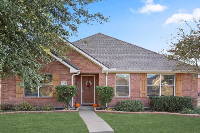 118 Cliffbrook Drive, Wylie, TX 75098 (MLS #14227853) :: RE/MAX Town & Country