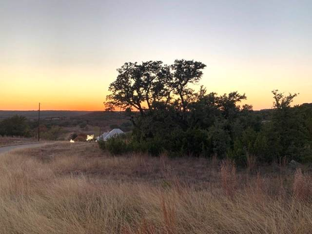 0000 Sunset Cove, Bluff Dale, TX 76433 (MLS #14227858) :: The Welch Team