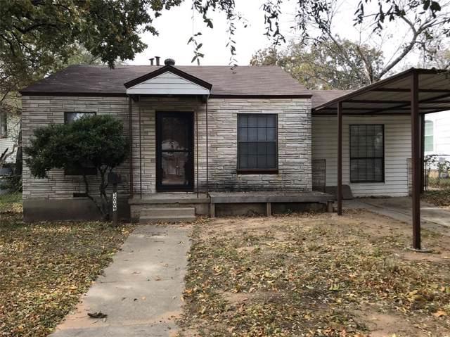 3009 Oakwood Street, Haltom City, TX 76117 (MLS #14227867) :: RE/MAX Town & Country