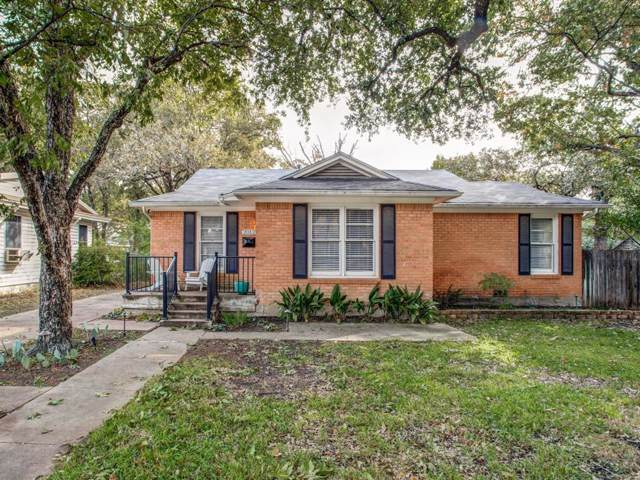 2012 Watauga Court W, Fort Worth, TX 76111 (MLS #14227877) :: RE/MAX Town & Country