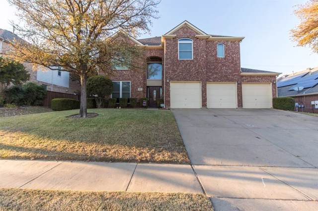 1611 Pine Hills Ln, Denton, TX 76210 (MLS #14227886) :: Ann Carr Real Estate