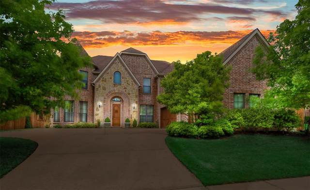 11179 Sugar Mill Lane, Frisco, TX 75033 (MLS #14227890) :: RE/MAX Town & Country