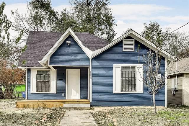 2247 Macon Street, Dallas, TX 75215 (MLS #14227912) :: RE/MAX Town & Country
