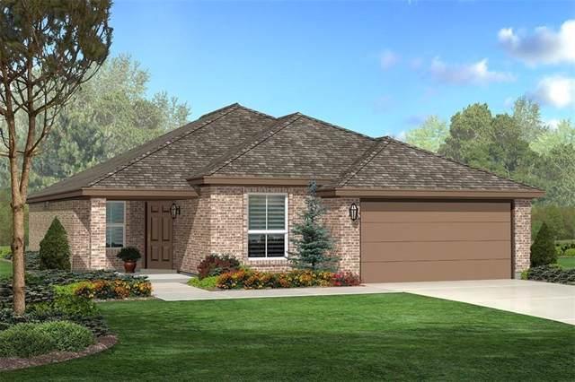 9232 Leveret Lane, Fort Worth, TX 76131 (MLS #14227914) :: Real Estate By Design