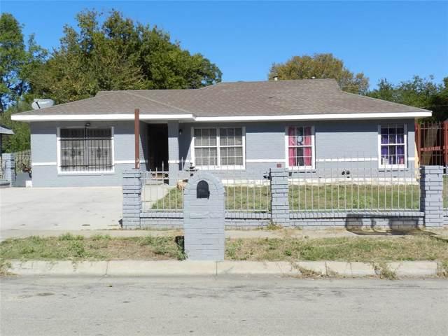4205 Comanche Street, Fort Worth, TX 76119 (MLS #14227916) :: Lynn Wilson with Keller Williams DFW/Southlake