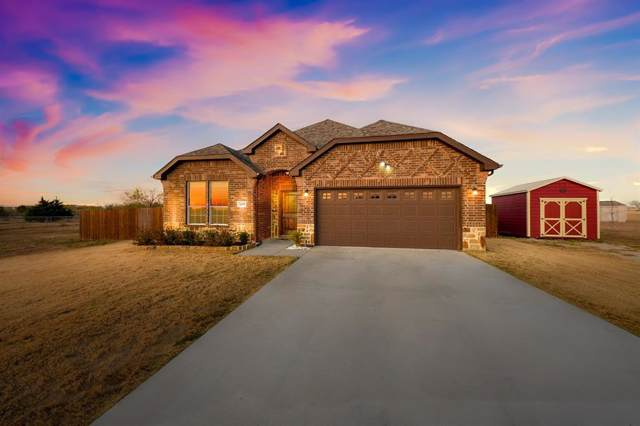 2699 Wynchase Lane, Crandall, TX 75114 (MLS #14227923) :: Caine Premier Properties