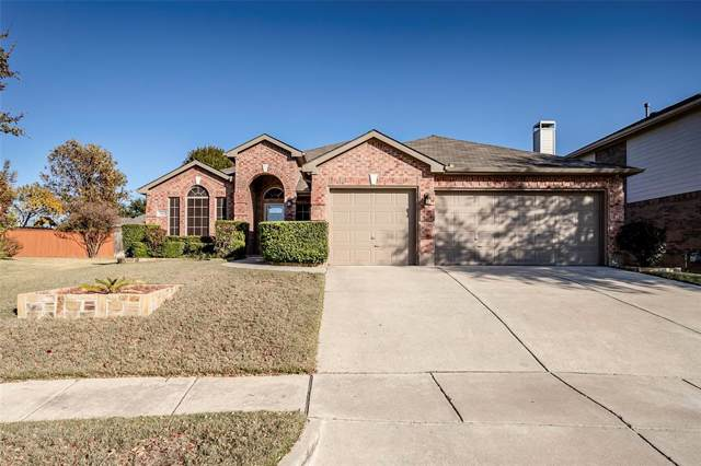 7612 Haun Drive, Fort Worth, TX 76137 (MLS #14227935) :: RE/MAX Town & Country