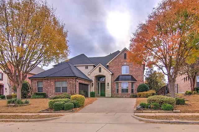 5145 Pond Spring Circle, Fairview, TX 75069 (MLS #14227939) :: Lynn Wilson with Keller Williams DFW/Southlake