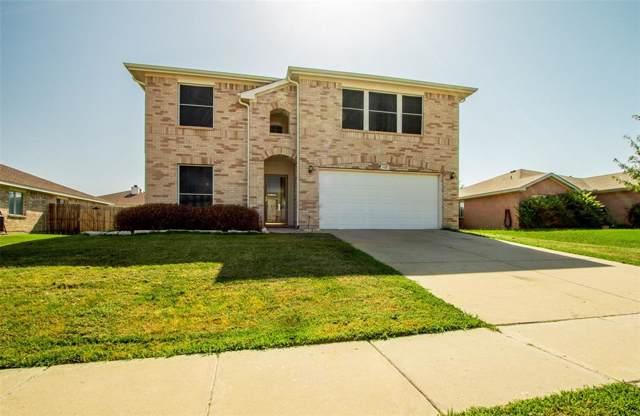 108 Nighthawk Drive, Krum, TX 76249 (MLS #14227946) :: RE/MAX Town & Country