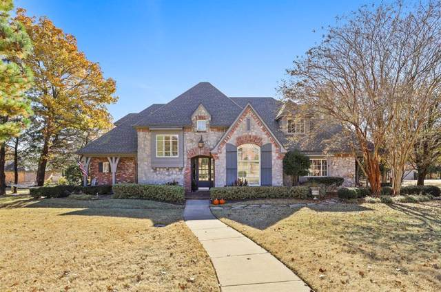 3510 Timberview, Denison, TX 75020 (MLS #14227947) :: The Kimberly Davis Group