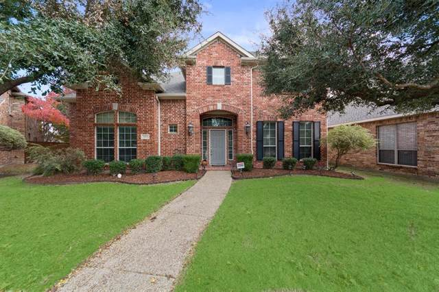 1936 Palisade Court, Allen, TX 75013 (MLS #14227957) :: RE/MAX Town & Country